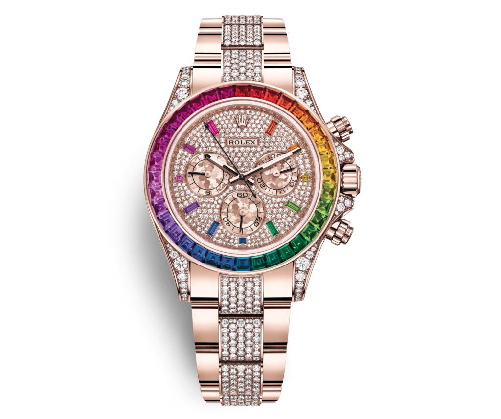 Rolex Daytona Rainbow 116595RBOW