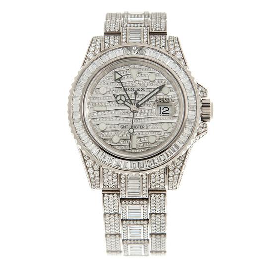 Rolex más caro: Rolex GMT Master II Ice