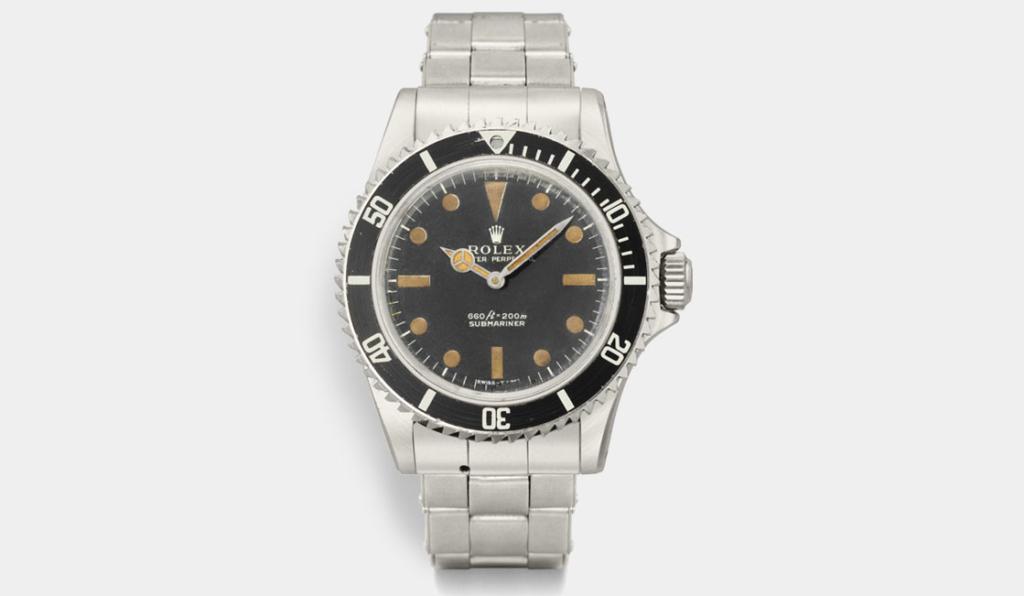 Rolex Submariner 1972 por James Bond