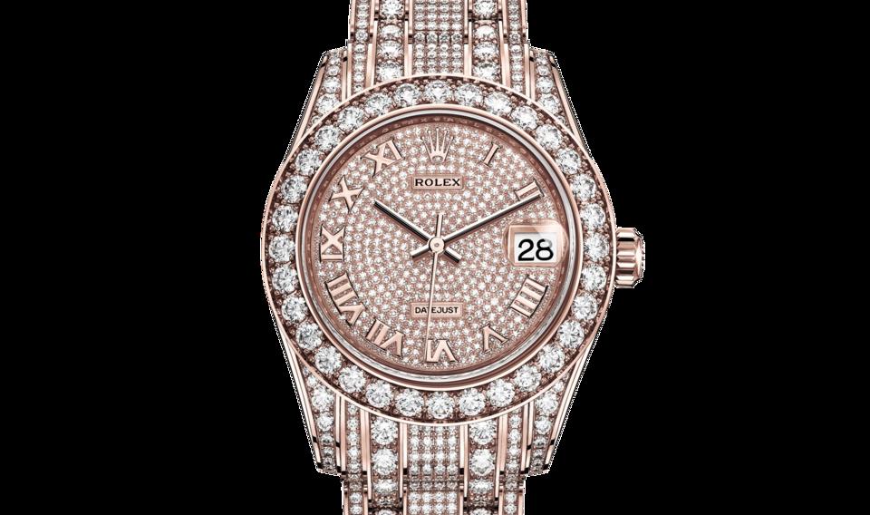 Mujer Rolex más cara