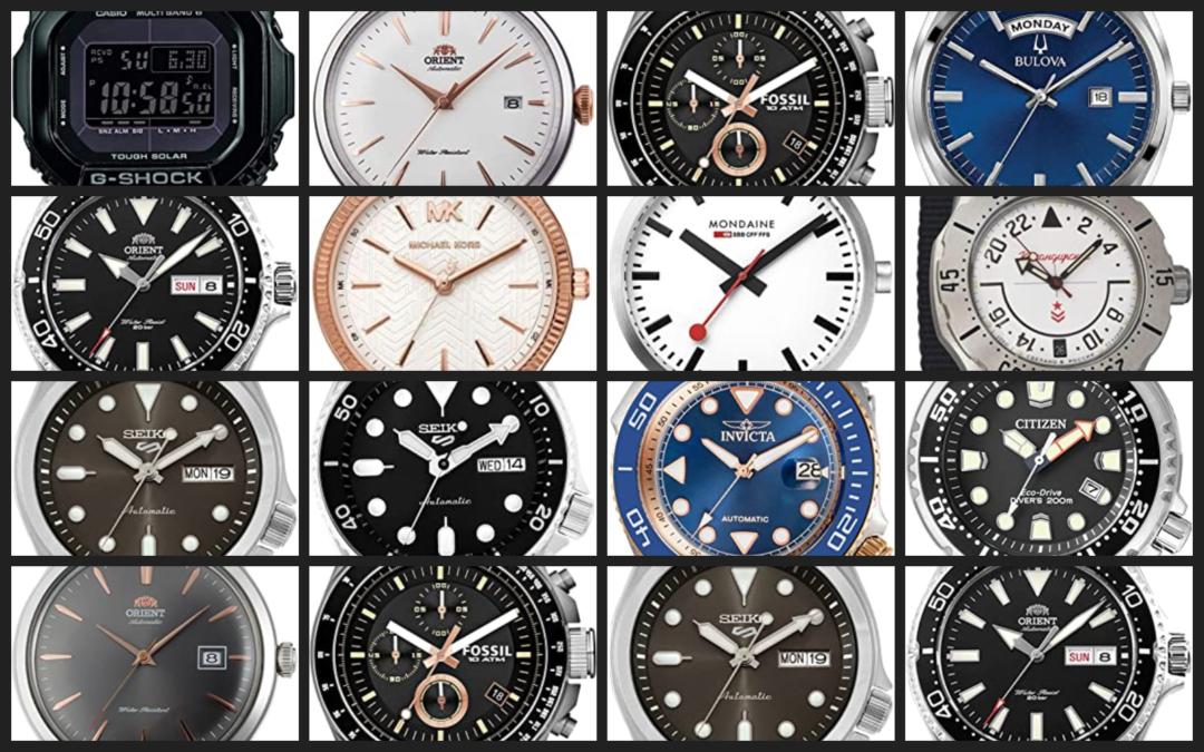 Mejores Relojes desde 200 euros
