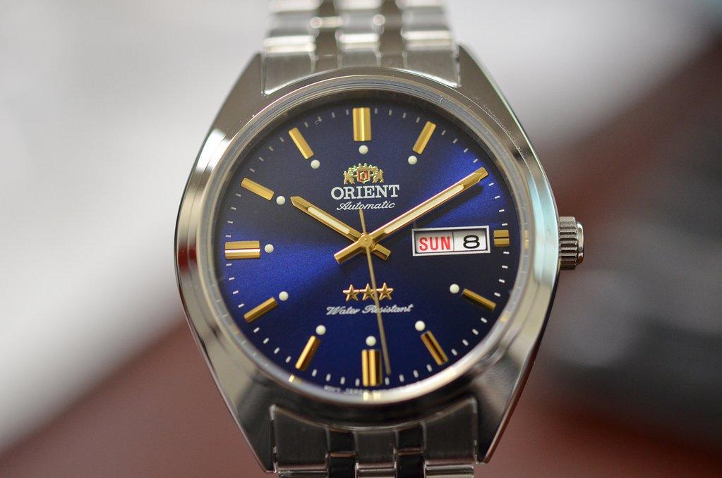 mejores relojes Orient Tristar