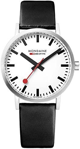 hermosos relojes de menos de 200 euros - Mondaine Classic