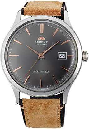 relojes de hombre por menos de 200 euros - Orient Bambino