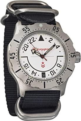 Reloj militar de 200 euros - Vostok