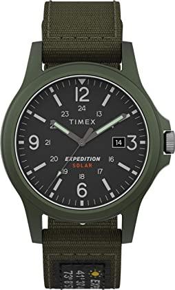 timex expedición militar