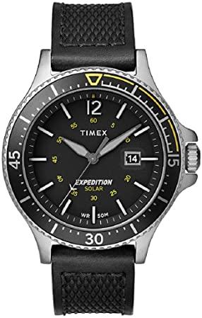 guardabosques de la expedición timex