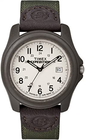 timex expedition blanco