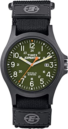 timex expedition wr 50m indiglo